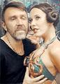 Собчак и Виторган развлекли богатых поклонников «Звёздных войн»