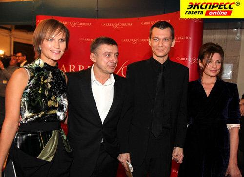 антон табаков и его жены фото сайта тоже