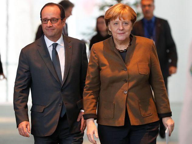 Меркель призвала продлить санкции против Российской Федерации