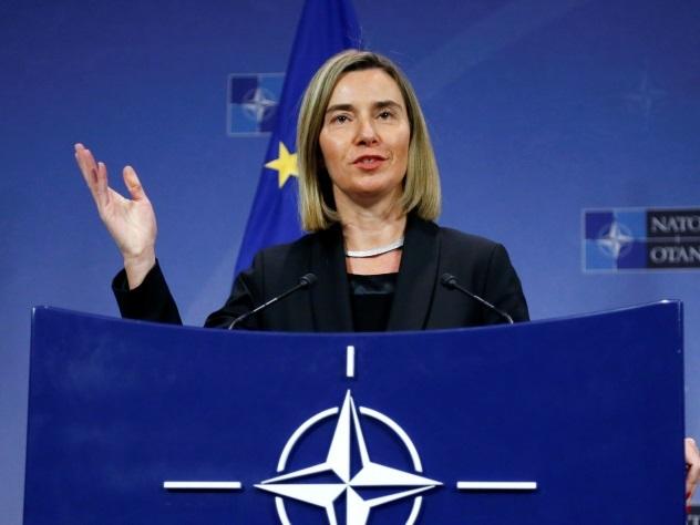 Могерини: ЕС иРФ могут объединиться против администрации Трампа