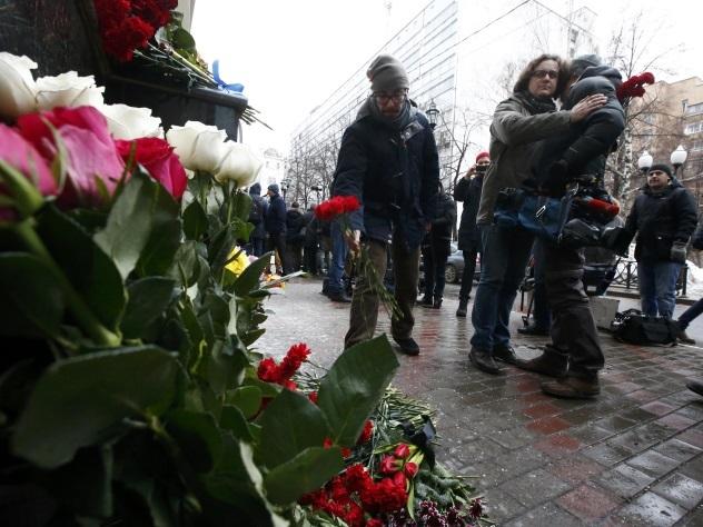 Канцлер ФРГ выразила сожаления всвязи скрушением Ту-154