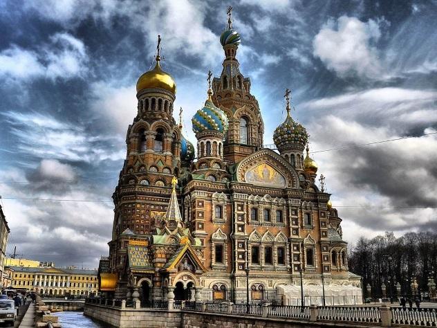 Спас-на-Крови назван наиболее популярной достопримечательностью Российской Федерации