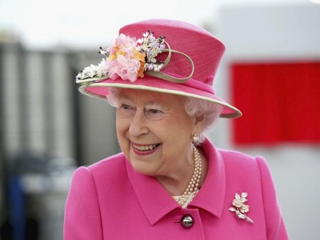 Сайт английской королевской семьи сделал публикацию осмерти Елизаветы