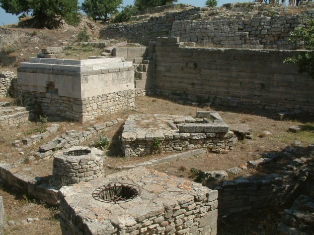 В древнегреческой Трое нашли опасную инфекцию