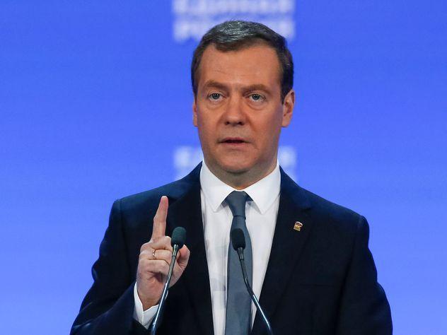 Дмитрий Медведев посоветовал «расстаться с иллюзиями» об отмене санкций