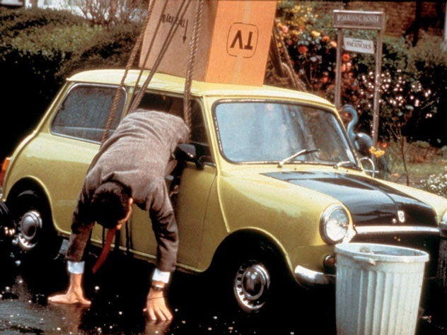 Автомобили в роли актеров: десять моделей, которые прославились в кино