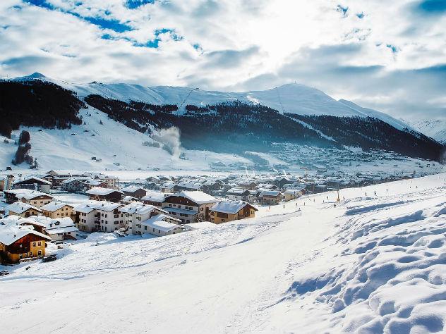 Климатологи назвали сроки исчезновения альпийских горнолыжных курортов