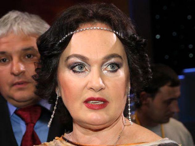 Лариса Гузеева призналась, что больше не живет с мужем