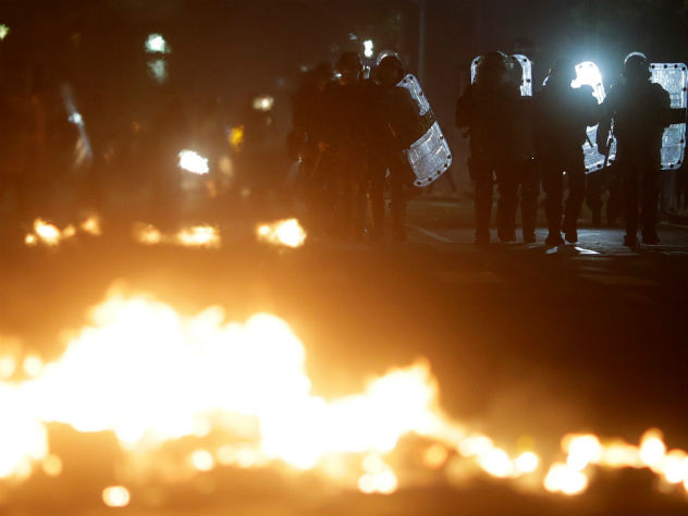 В России могут смягчить наказание за нарушения на митингах