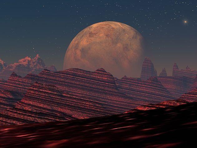 Ученый рассказал об исчезающих лунах-трансформерах