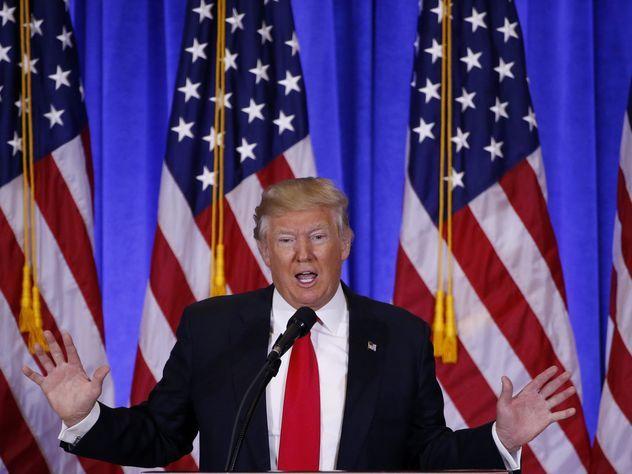 Трамп выразил уверенность внормализации отношений между США иРФ