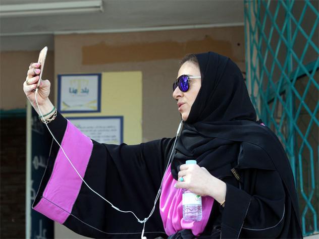 В Саудовской Аравии женщин уравняли в правах с козами