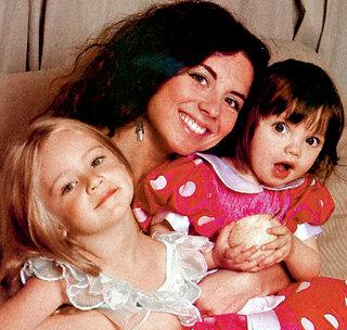 ПЛЕТНЁВА может стать отличным донором - у неё уже трое здоровых детей (фото Геннадия АВРАМЕНКО)