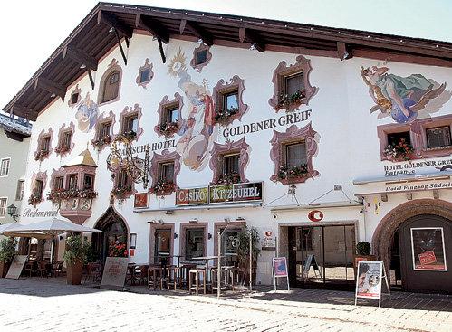 Фрау БАТУРИНА любит посидеть в этом ресторанчике, а потом прокутить пару-тройку сотен евро в казино