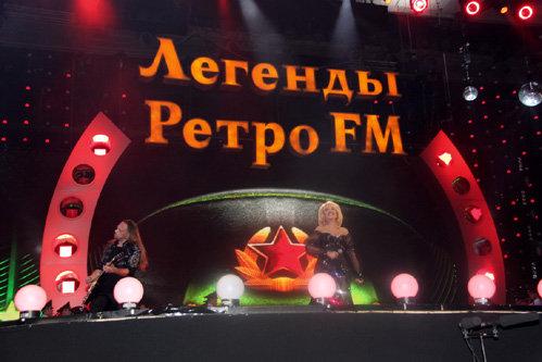 Предполагалось, что в субботу Татьяна ВЕДЕНЕЕВА будет вести шоу Легенды