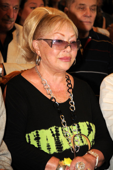 Татьяна БЕСТАЕВА (фото Бориса КРЕМЕРА)