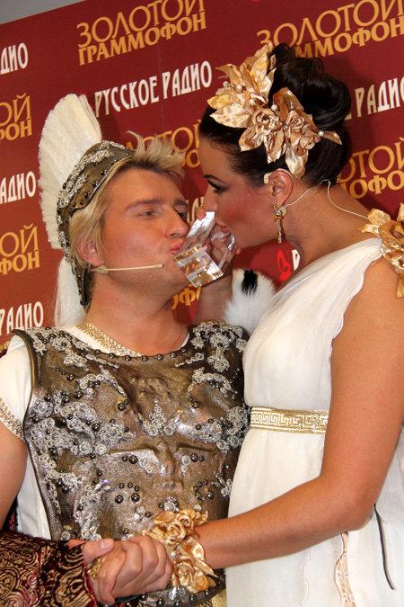 Николай БАСКОВ, Оксана ФЁДОРОВА