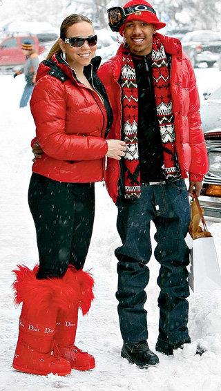 Мэрайя и Ник очень любят ездить на Рождество в Аспен, но в этом году продолжить традицию им не удастся
