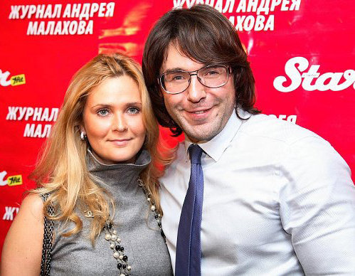 Андрея МАЛАХОВА и Наталью ШКУЛЁВУ свела вместе работа. Фото woman.ru