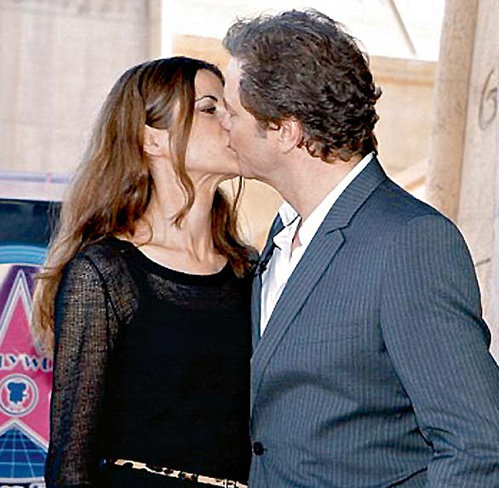 Поцелуй жены стал самой дорогой наградой Колина