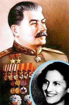 Работники английского и американского посольств слали на родину депеши, где уверяли, будто СССР вместо Сталина управляет Роза КАГАНОВИЧ