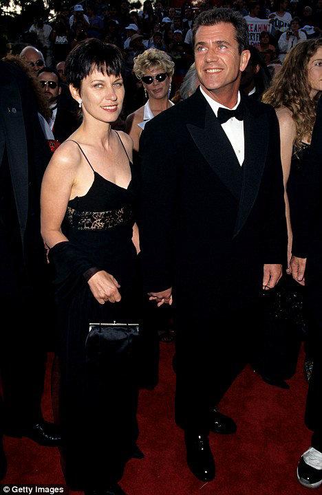 Жизнь ГИБСОНА распалась после того, как его жена Робин выгнала его из дома. Фото: Daily Mail