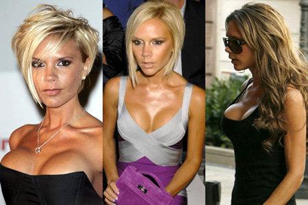 Размер груди Вики меняется примерно раз в год