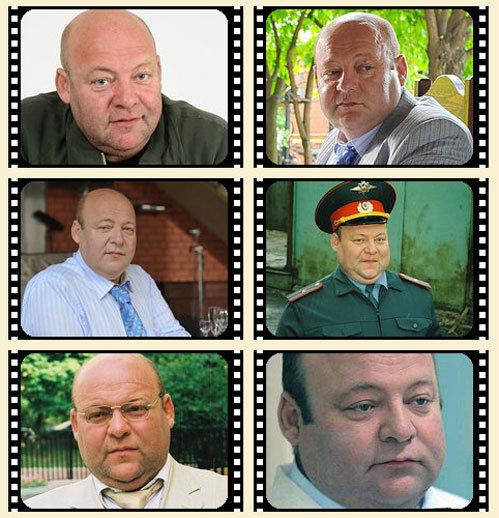 Такие разные герои Александра... Фото kino-teatr.ru