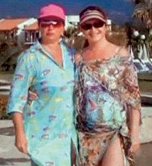 За десять лет работы София РОТАРУ и Ольга КОНЯХИНА так сдружились, что вместе ездили отдыхать на курорты