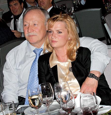 У Светланы и её супруга Олега продолжается медовый месяц