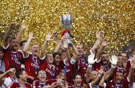 «Милан» доказал, кто элита в итальянском футболе. Фото milanac.ru