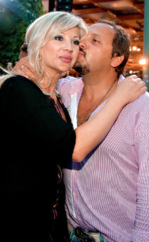 Стас МИХАЙЛОВ со своей гражданской женой поженятся во Франции