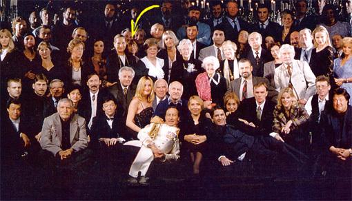 Звёзды театра «Ленком»: лица этих актёров знакомы и любимы всей страной. Вера ИВЛЕВА среди маститых коллег чувствовала себя на равных