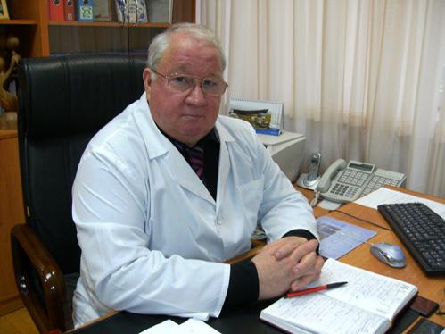 Главный врач детской областной больницы Владимир Павленко