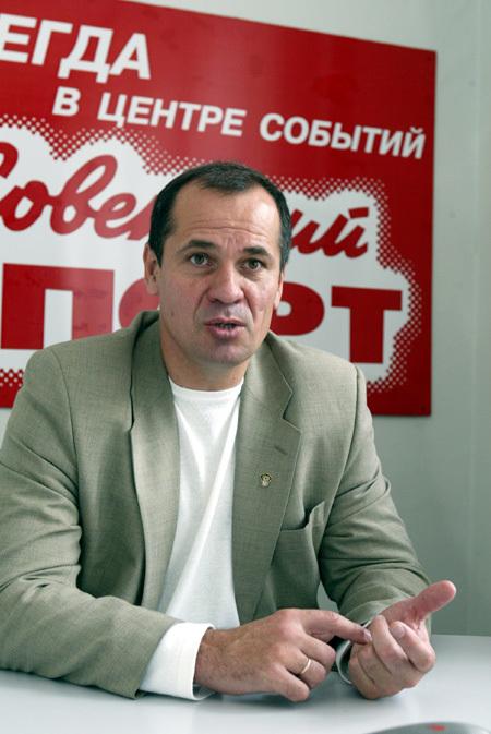 Николай ЛЕВНИКОВ предлагает худших судей переводить в первую лигу