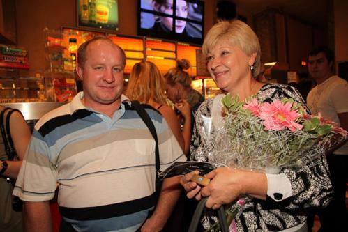 Мать и отчим Светланы ХОДЧЕНКОВОЙ