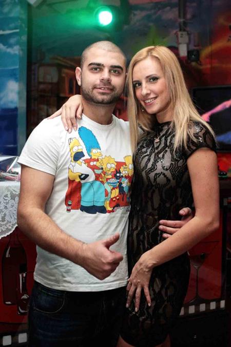 Ольга АГИБАЛОВА и Илья ГАЖИЕНКО - фото dom2.ru
