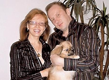 Последний муж Ольги, концертный директор Андрей САДОВ, не ревнует её по пустякам (фото tvcenter.ru)