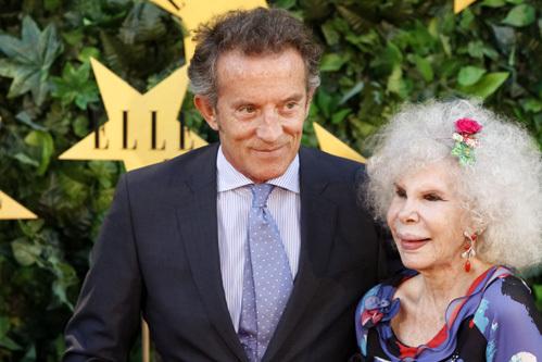 Герцогиня АЛЬБА сегодня выходит замуж за Альфонсо ДИАСА, который на 24 года её младше