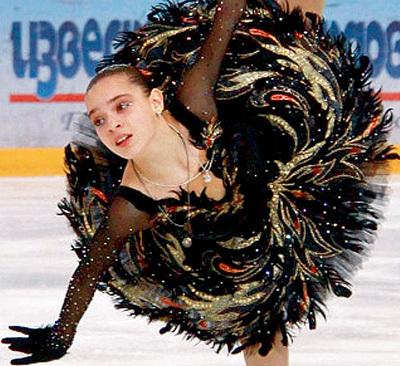 Прокаты Аделины СОТНИКОВОЙ ждали с нетерпением, но весь сентябрь она пропустила, хотя и была заявлена. Фото Дмитрия ИКУНИНА/fskate.ru