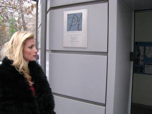 Татьяна КОТОВА отправилась в клинику проверять натуральность своей груди