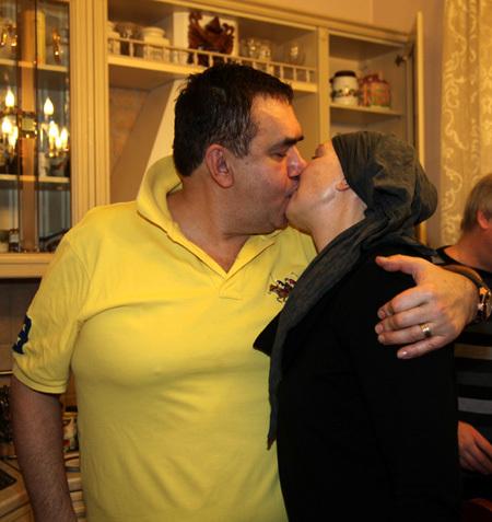 Татьяна ВАСИЛЬЕВА и Стас САДАЛЬСКИЙ