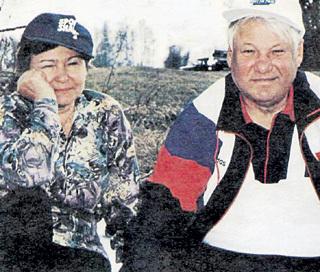 Наина Иосифовна всю жизнь была мыслительным центром Бориса Николаевича