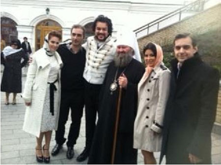 Филипп КИРКОРОВ и Ани ЛОРАК в Киеве
