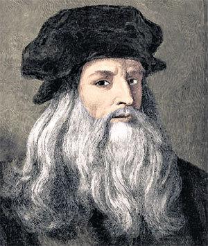 Леонардо да ВИНЧИ. «Автопортрет»