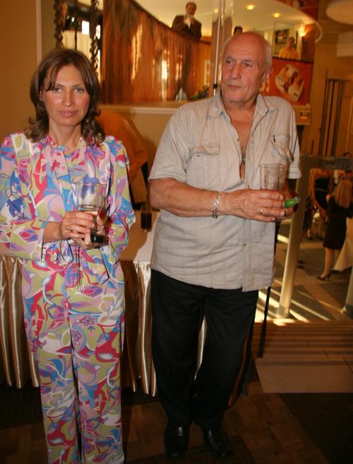 Александр и Ирина ПОРОХОВЩИКОВЫ (фото Ларисы КУДРЯВЦЕВОЙ).