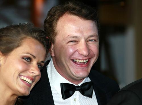 Марат Башаров с подругой Анной Сазоновой