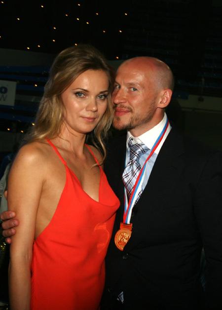 Илья ГОРОХОВ с женой