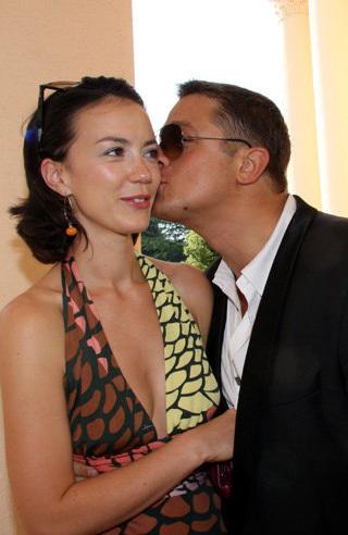 ...и с Викторией БОГАТЫРЕВОЙ (фото Ларисы КУДРЯВЦЕВОЙ)