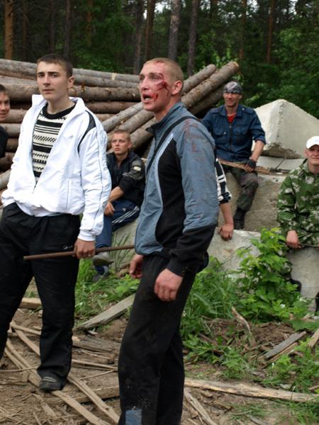 Переселенцы из Дагестана... Фото: Николай ЛИПАНТИКОВ/«Комсомольская правда»